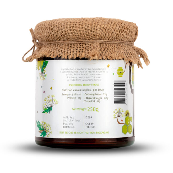 FENNEL HONEY 8