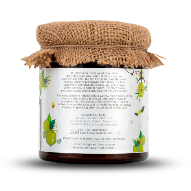 FENNEL HONEY 7